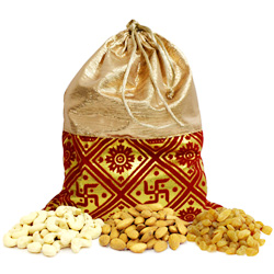 Crunchy Dry Fruits