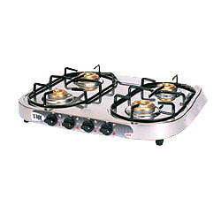 Bajaj CX10D 4 Burner Cooktop