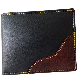 Potent Gents Leather Wallet from Rich Born