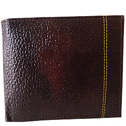 Temper Suiting Gents Leather Wallet from Rich Born