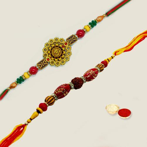 Attractive Rakhi Sets