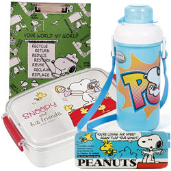Adorable Snoopy Stationery Kit for Kids