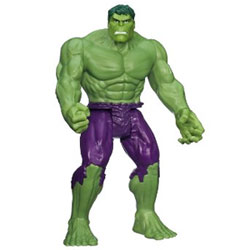 Spectacular Gift of Marvel Avengers Hulk Action Figurine for Little Ones