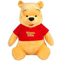 Noteworthy Disney Winnie the Pooh Soft Toy