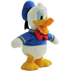 Graceful Disney Donald Duck Soft Toy
