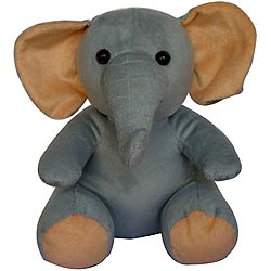 Welcoming Small Elephant Soft Toy