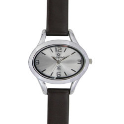 Defining Oval Shaped Ladies Watch from Maxima