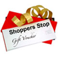 Shoppers Stop Gift Vouchers Worth Rs. 2500