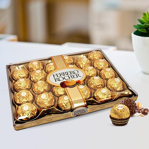 Gift Ferrero Rocher Chocolates Box