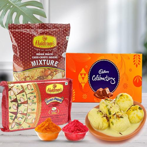 Exclusive Holi Sweets Hamper