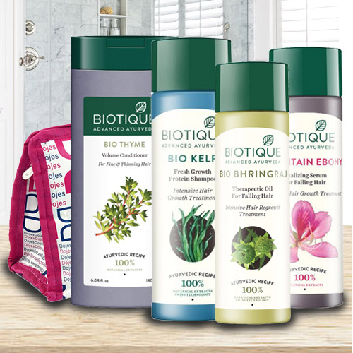Marvelous Biotique Hair Care Hamper