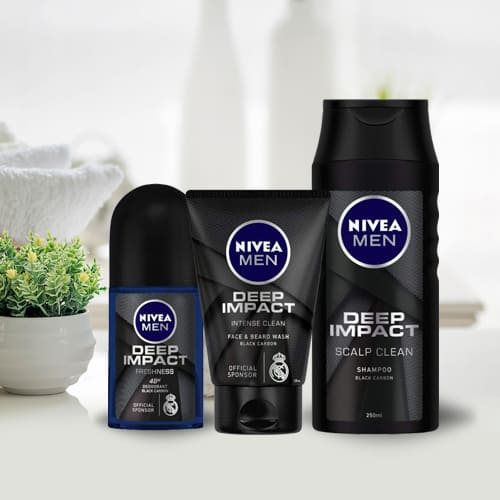 Appealing Nivea Men Deep Impact Deodorant Roll On