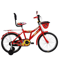 Ebullient Fledgling BSA Champ Toonz Bicycle<br>
