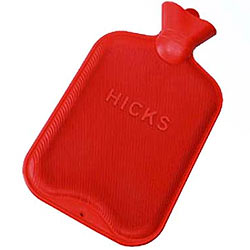 Hicks C-20 Hot Water Bag (Rubber)