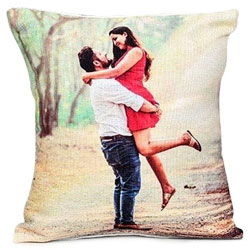 Lovely Personalized Cushion Cover
