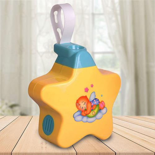 Exclusive Baby Sleep Projector Toy