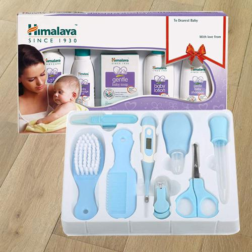 Exclusive Health Care Kit N Himalaya Baby Gift Pack<br>
