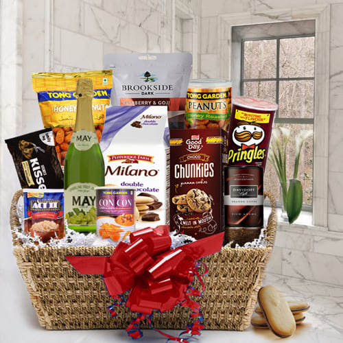 Sweet Tooth Gourmet Gift Hamper for Men