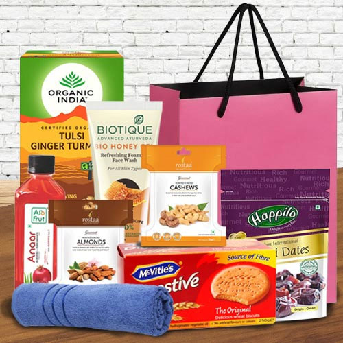 Mothers Day Special Good Morning Hamper