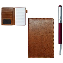 Wonderful Passport Holder and Parker Jotter Ball Pen