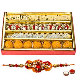 Haldirams Assorted Sweets N Thali