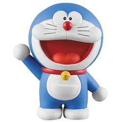 Splendid Gift of Doraemon Action Figure for Kids