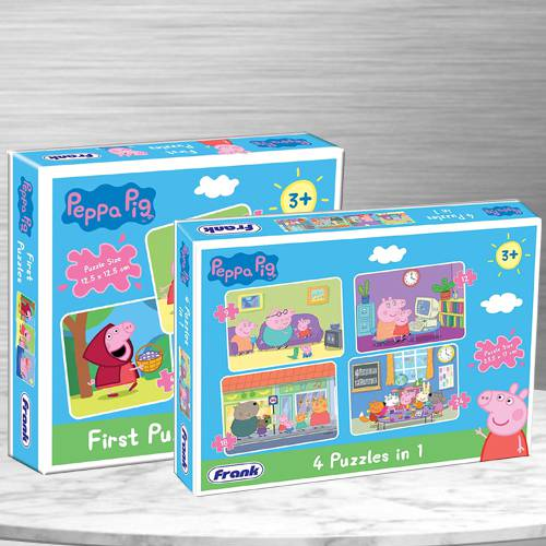 Amazing Dual Puzzle Set for Kids