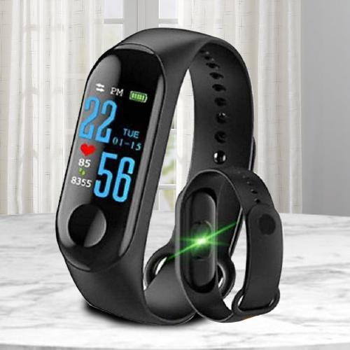 Exclusive SHOPTOSHOP Fitness Tracker Watch