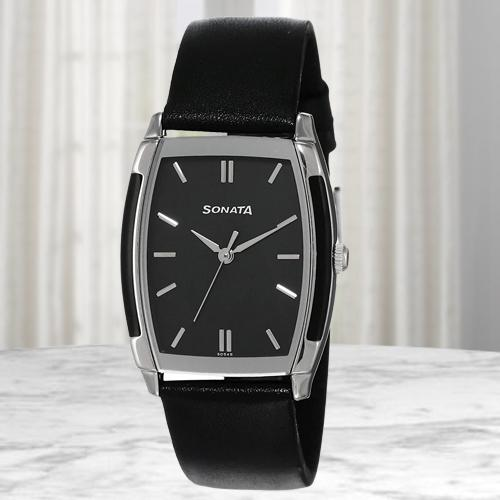 Marvelous Sonata Analog Mens Watch
