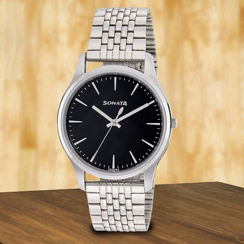 Marvelous Sonata Essentials Analog Mens Watch